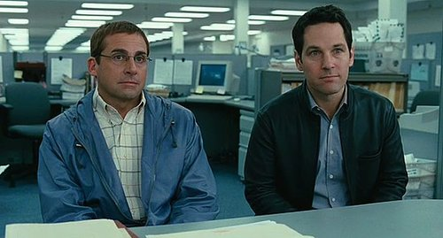 Watch Video Trailer For Dinner For Schmucks Starring Steve Carell and Paul Rudd
