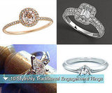 Classic Diamond Engagement Rings 2010-04-08 09:00:07