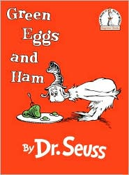 Green Eggs and Ham, Beginner Books(R) Series, Dr. Seuss