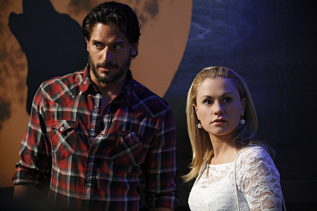 New Photos From True Blood Season Three!