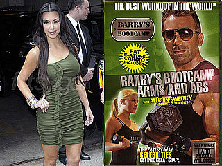Kim Kardashian Loves Barry's Bootcamp Workout