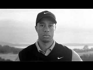 Tiger Woods New Commercial For Nike With Dad's Voiceover