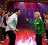 Video of Jimmy Fallon and the Cast of Parks and Recreation Spoofing Glee on Late Night With Jimmy Fallon