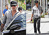 Pictures of Ryan Phillippe Walking in LA