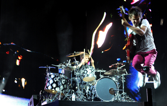 Coachella 2010 Performances from Saturday&#039;s Shows, Including Muse and MGMT
