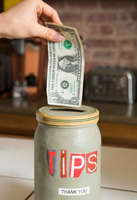 Tipping at Salons and Spas
