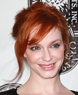 How to Do a Messy Bun Like Christina Hendricks 2010-04-12 14:00:00