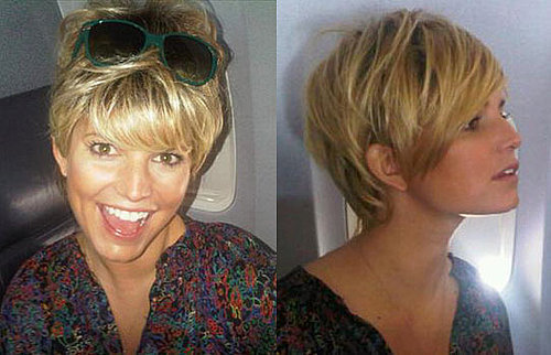 Pictures of Jessica Simpson With Short Hair