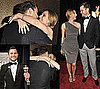 Pictures of Joshua Jackson and Diane Kruger at the 2010 Genie Awards in Toronto, Canada 2010-04-13 06:00:00