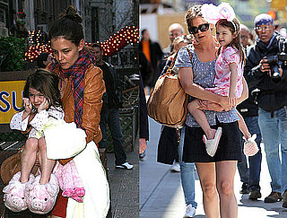 Suri Cruise Goes Out in PJs and Slippers, Do Your Kids?