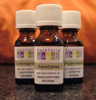 Steam With Essential Oils to Relieve Congestion