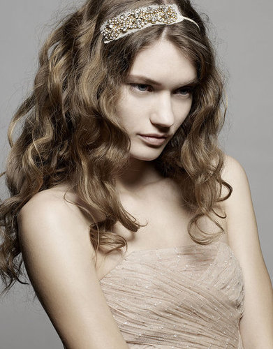 Jennifer Behr bridal hair accessories
