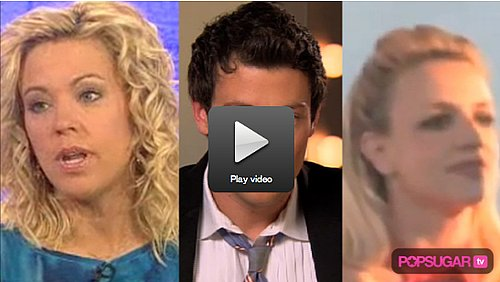 Glee Sneak Peek, Britney Parties in Palm Springs, and Kate Lashes Out at Jon