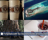 Tax Day Freebies, Coupons and Discounts