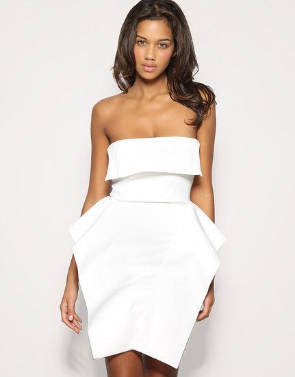 10 Fabulously Nontraditional Wedding Dresses