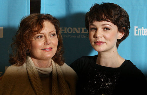 Susan Sarandon Interviews Carey Mulligan For Interview Magazine