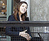 Slide Picture of Jessica Biel Eating Lunch at Toast in LA