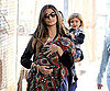 Slide Picture of Camila Alves with Levi and Vida in Venice