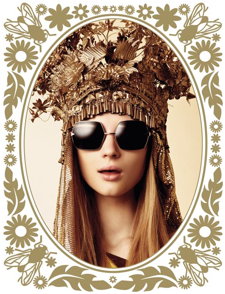 Look Book Love: Karen Walker Eyewear, Spring '10