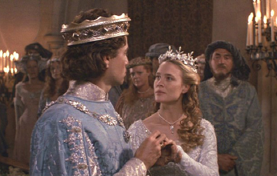 Prince Humperdinck, The Princess Bride