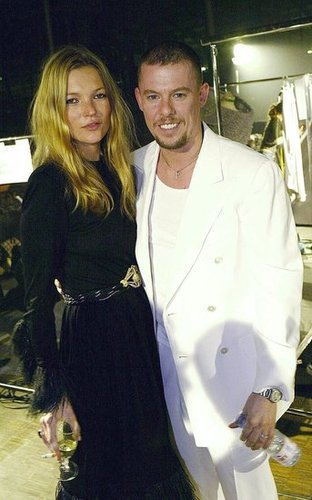 Alexander McQueen to Design Wedding Dress For Kate Moss