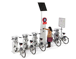 Bike Sharing Growing in the US