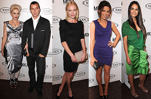 Pictures of Kate Bosworth, Gwen Stefani, Gavin Rossdale, Halle Berry And Kate Beckinsale at a Tod's Party 2010-04-18 15:30:37