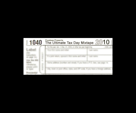The Best Tax Day Playlist Ever
