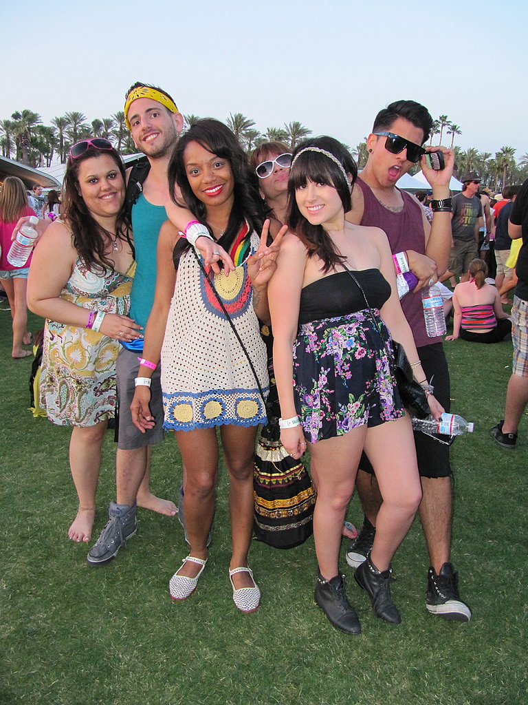 Boots, Fringe, and Fantastic Hats at Coachella, Day One!