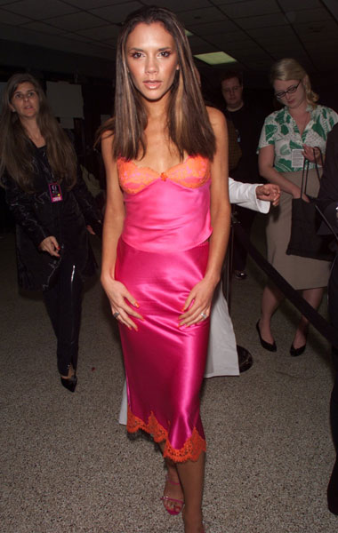 Fashion Metamorphosis: Victoria Beckham