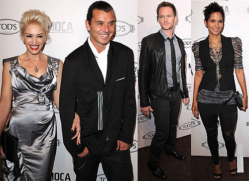 Photos of Gwen Stefani, Gavin Rossdale, Kate Beckinsale, Kate Bosworth, Pierce Brosnan, Neil Patrick Harris at Tod's Party