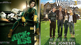 Kick-Ass Movie Review and The Joneses Movie Review