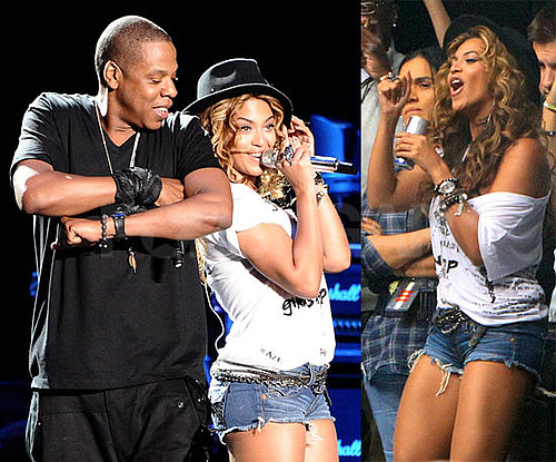 Pictures of Jay-Z and Beyonce Performing at Coachella 2010-04-17 10:53:35