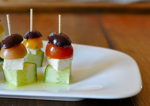 The Easiest Killer App Ever: Greek Salad Bites