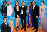 Nicole Kidman, taylor swift, Faith Hill, tim mcgraw, keith urban, Camila Alves, matthew mcconaughey, LeAnn Rimes, Miranda Lamber