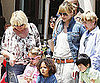 Slide Picture of Heidi Klum with Leni and Henry at The Grove in LA
