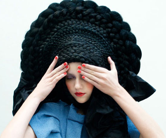 Crazy Hair by Studio Marisol and Cul De Sac