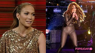 Video of Jennifer Lopez on Live With Regis & Kelly