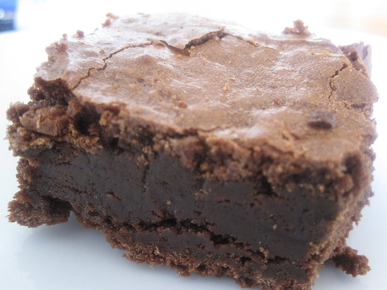 Double-Chocolate Brownies