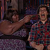 Gabourey Sidibe Saturday Night Live Promo With Andy Samberg