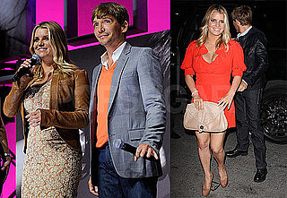 Pictures of Jessica Simpson, Ken Paves, and CaCee Cobb Promoting The Price of Beauty at The VH1 Upfronts 2010-04-21 09:15:00