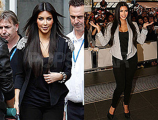 Pictures of Kim Kardashian Shopping in Melbourne, Australia 2010-04-21 15:30:00