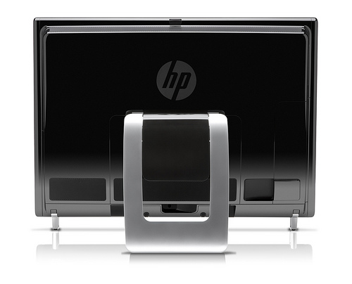 Photos of the HP TouchSmart 600