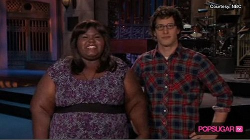 Video of Gabourey Sidibe on Saturday Night Live
