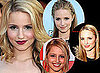 Photos of Dianna Agron&#039;s Hair and Makeup