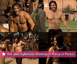 Pictures of Shirtless Jake Gyllenhaal in Prince of Persia