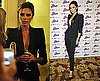 Pictures of Victoria Beckham at a BritWeek Party in LA