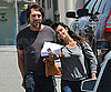 Slide Picture of Penelope Cruz and Javier Bardem in LA
