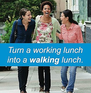National Walk @ Lunch Day Is Wednesday, April 28