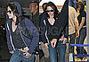 Picture of Kristen Stewart at LAX